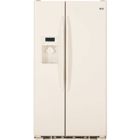 bisque colored refrigerators 28 images shop ge profile shop ge profile 24 6 cu ft side by side counter depth