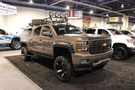 Where Are Chevy Silverado Made by Chevrolet Silverado Classic Usa Made Truck Nicely Lifted