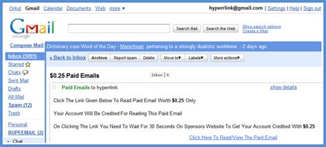 Get Paid To Read Emails - get paid to read emails step2 make money with google adsense