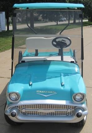 gsi  chevy custom ez  golf cart golf carts