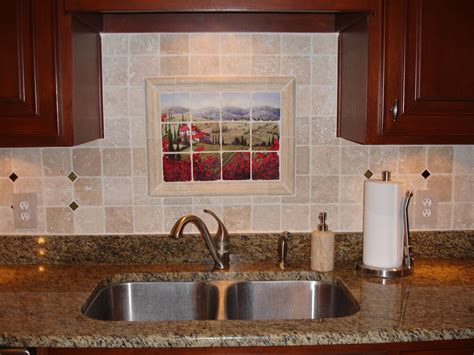 kitchen with white plastic sink and backsplash maintain the decorative tile tallahassee com community blogs