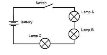 lights series circuit one path lesson www teachengineering org