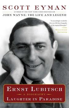 film director biography book ernst lubitsch book by scott eyman official publisher