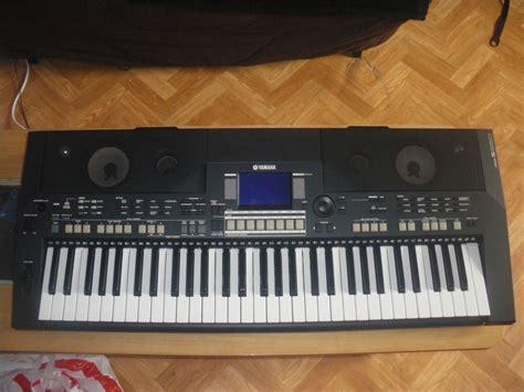 Keyboard Yamaha Psr S550 Bekas yamaha psr s550 image 215818 audiofanzine