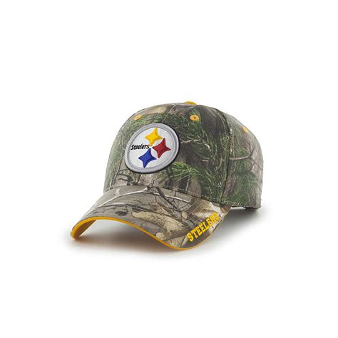 pittsburgh steelers fan gear nfl pittsburgh steelers men s baseball cap camo shop