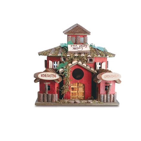 finch houses finch valley winery bird house wholesale at koehler home decor