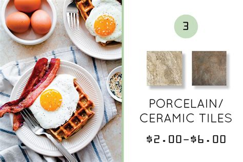 Beautiful Tiles by 10 Affordable Everyday Food Photography Backgrounds A