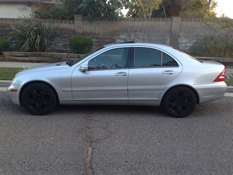 Mercedes C240 2003 by Review Mercedes C240 2003 Allgermancars Net