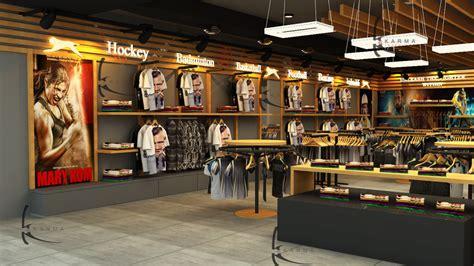 best retail store showroom interior designers in delhi