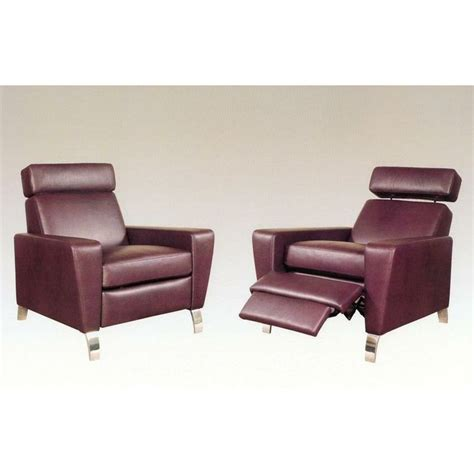 Reclining Chairs Modern by 1000 Ideas About Modern Recliner Chairs On