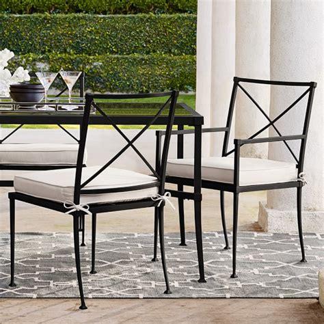 bridgehton outdoor furniture collection williams sonoma