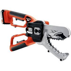 black and decker alligator lopper black and decker llp120b bare max lithium ion