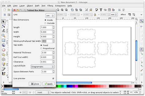 inkscape tutorial laser cutting inkscape and the lasercutter wikimal