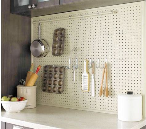kitchen pegboard ideas 1000 ideas about kitchen pegboard on