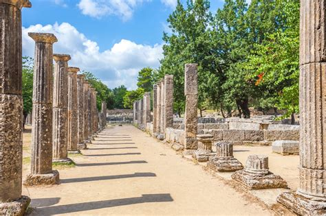 Castle Plans by Ancient Olympia Protothemanews Com
