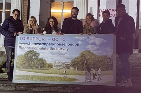 celebrity ghost hunt hanworth park house all the news from hounslow getwestlondon