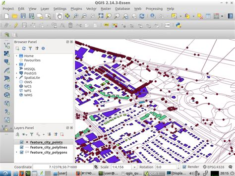 qgis spatialite tutorial qgis plugin