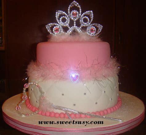 Princess Cake by Www Sweetsusy Cakes Fondant 1