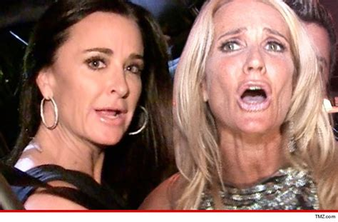 what is the issue between kim and kyle richards kyle kim richards relationship may be beyond repair