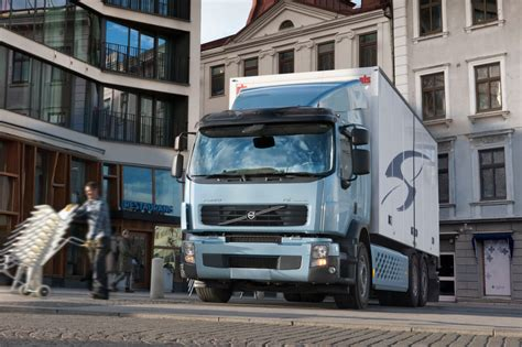 volvo automatic truck for sale volvo fe hybrid truck goes on sale autoevolution