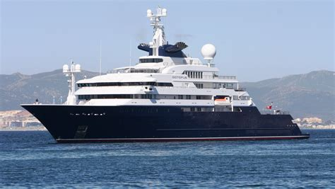Al Said Yacht Interior Superyacht Octopus Superyachts News Luxury Yachts