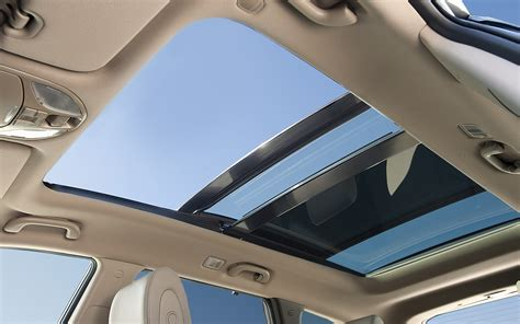 Hyundai Santa Fe Sunroof by Most Affordable Crossovers With Panoramic Sunroofs