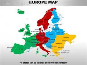 map of european continent map of europe continent map travel holidaymapq