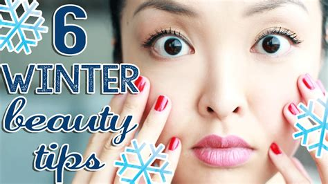 Top 7 Makeup Tricks For Winter by 6 Winter Tips You Need To