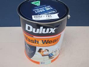 Sale Dulux 101 dulux wash wear 10 litre low sheen base 101 barrier
