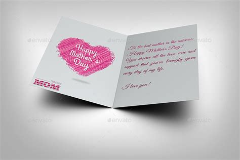 Template For S Day Card by Day Greeting Card Template By Owpictures Graphicriver