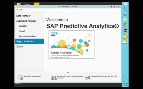 sap predictive analysis what it can and cannot do asug news zed solution overview for sap predictive analytics