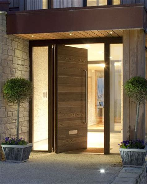 Modern House Front Doors Front Contemporary Front Doors Uk Finishes E Range Wenge Front Door