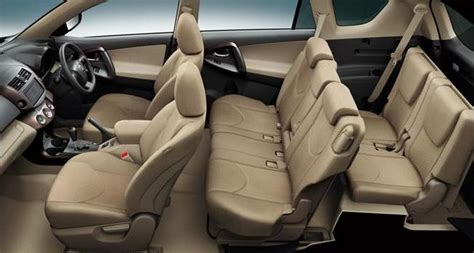 Vanguard Interiors by All New 2012 Toyota Vanguard Pictures Original Preview