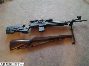 308 For Sale Armslist For Sale Trade M1a Sniper Rifle 308