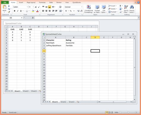 How To Use Excel 2010 Spreadsheets by How To Open Excel 2010 Spreadsheets In A New Window Matt