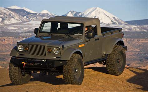 jeep moab truck three tough mopar trucks tackle moab easter jeep safari