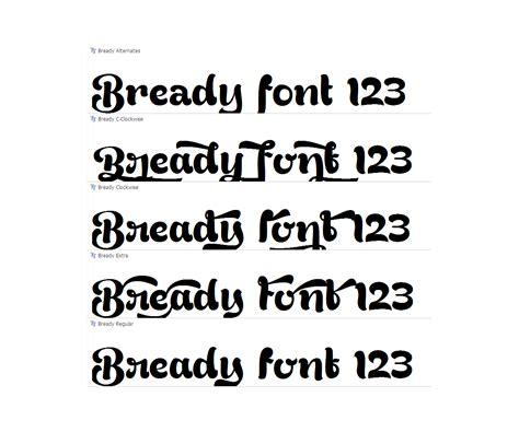 buy cream font family handwritten font  party