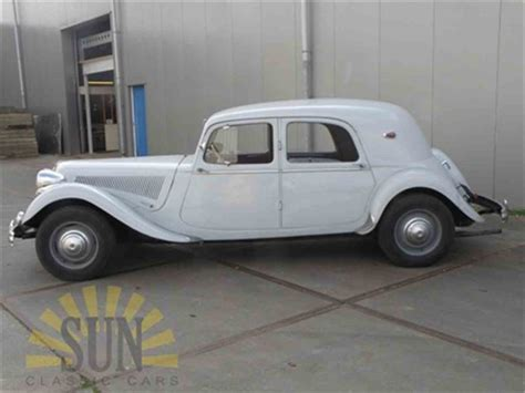 Citroen Traction Avant For Sale by 1951 Citroen Traction Avant For Sale Classiccars
