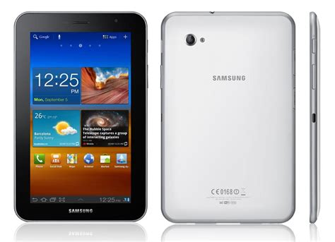 samsung galaxy android samsung galaxy tab 7 0 plus android tablet gadgetsin