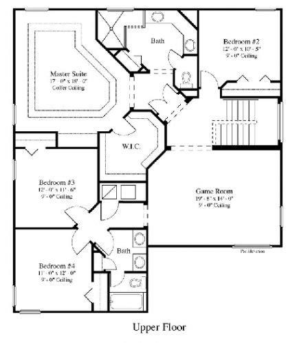 1000 venetian way floor plans beautiful standard pacific homes floor plans new home