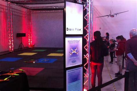 Drone Meet drone meet hiller aviation museum