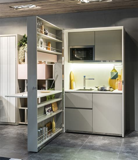Hideaway Kitchen clei launches space saving hideaway kitchen living in a
