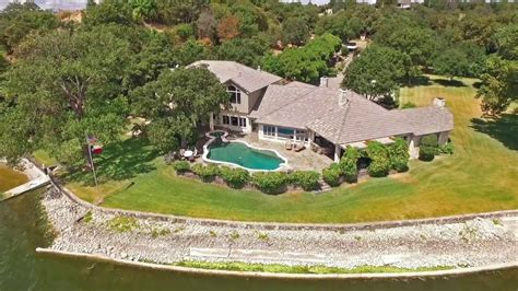 boat club road for sale 9900 boat club road ft worth texas luxury lakefront home