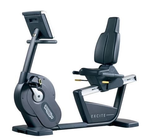 recline exercise bike technogym recline 700i exercise bike gymstore com