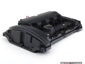 Mini Cooper Engine Cover 2008 Mini Cooper S L4 1 6l Engine 11127646555 Valve