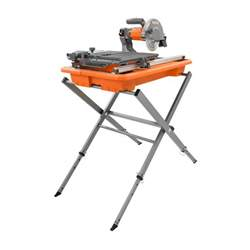 home depot tile saw ridgid 7 in tile saw with stand r4030s the home depot