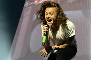harry styles concert 2015 one direction s harry styles adorably corrects a fan s