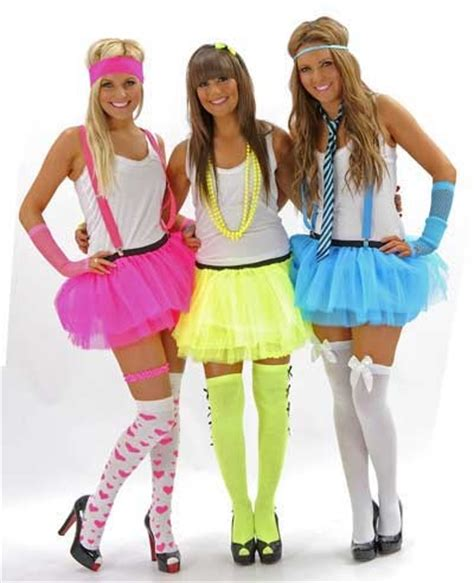 themes of clothing 80 s style themed hen party idea lumo bachelorette party