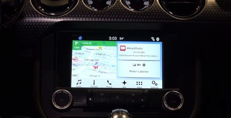 ford sync 3 infotainment system walk through on 2016 ford