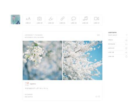 tumblr themes for notes theme tumblr